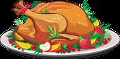 Thanksgiving/Turkey Dinner This Friday, Nov. 3rd.