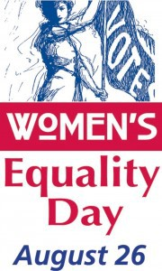 Celebrate Women's Equality Day