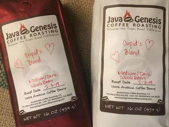 Cupid's Blend Coffee