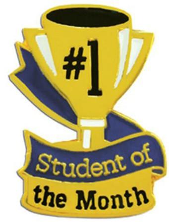 Student of the Month (Estudiante del mes)