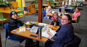 Pleasant Valley School Lunch Crew