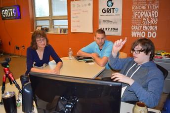 Grit 9 client meeting