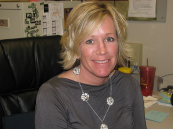 Welcome Shelly Sayre, PCHS Office Manager