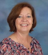 Shelley Baker, special education assistant