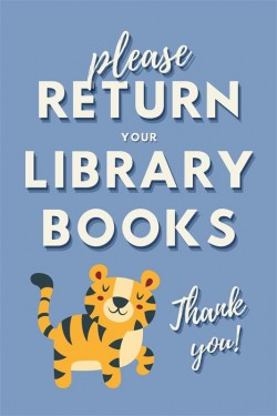 Help to Replenish our Library