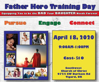 Father Hero Training Day