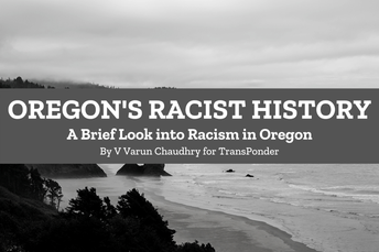 Racism in Oregon: A Brief Overview