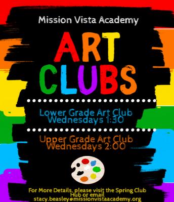 Art Clubs
