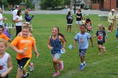 TRACK-A-THON FRIDAY,  9/29