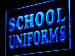 Spring Uniforms begin Tuesday, April 6th