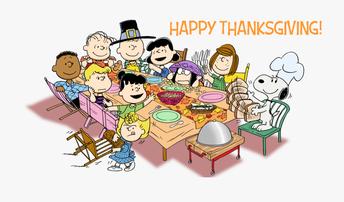 Thanksgiving gatherings