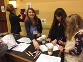 Abby Sandlin & Earth Science Teachers