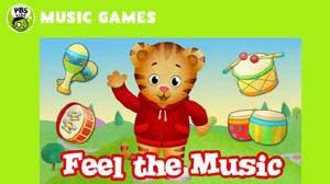 PBS Kids Music Games