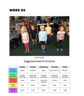 Mindful Classrooms--Week 34
