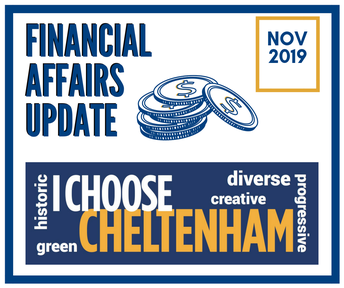 Stay Informed:  November Financial Affairs Committee Report
