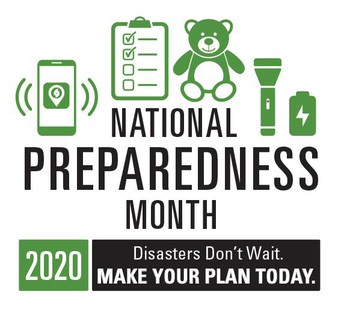 Disasters Don't Wait. Make Your Plan Today!