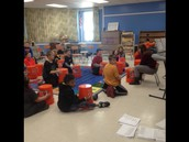 Music with Ms. Cummings!