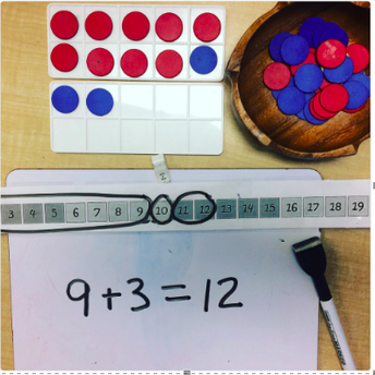 Do you know what a Number Path is?  Do your first graders?