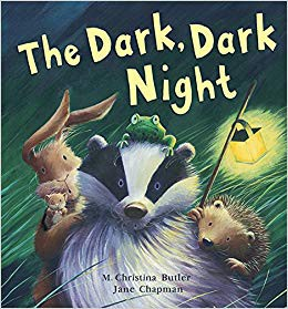 The Dark,Dark Night by M. Christina Butler