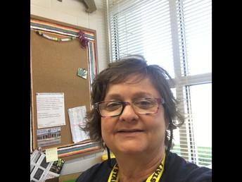 Mrs. Hornberger, Social Worker