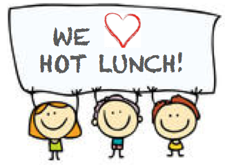 Hot Lunch - Orders Open March 13th!