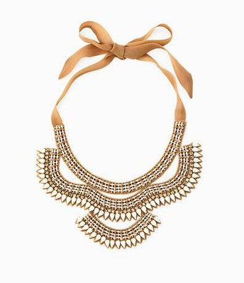 Tiered Florence necklace- Serena & Lily collaboration