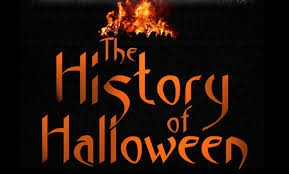 The Spooky History of Halloween by Loganne Easdon - 6th Grade