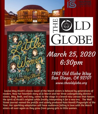 Little Women at the Old Globe Theater