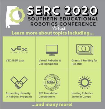 2020 Southern Educational Robotics Conference (SERC)