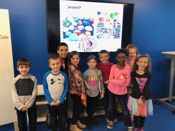 2nd grade Problem Based Learning Project