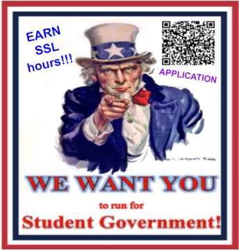 Student Government Election & General Member Interest Meeting