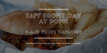 PTA Profit Day at Pops!