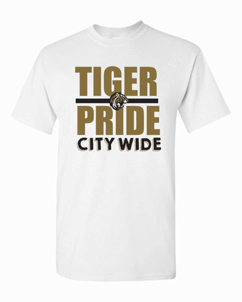 Ordering T-Shirts from Conroe High School
