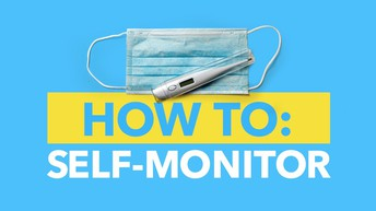 Screening Students and Staff by Self Monitoring