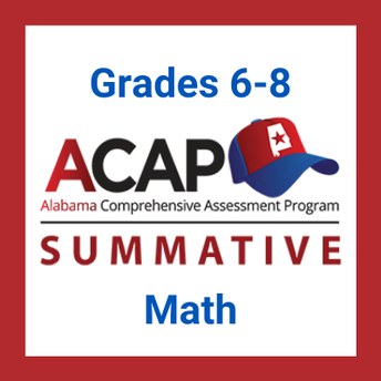 Preparing for the ACAP in Grades 6-8 Math