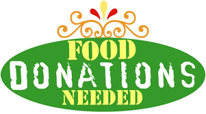 Food Donations Needed