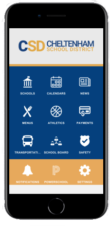 Cheltenham School District Launches Mobile Application