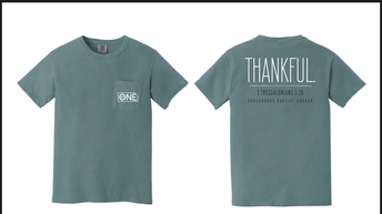 THANKFUL Church Merch