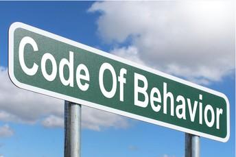 PWCS Code of Behavior