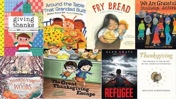The Best Thanksgiving Books- Picks for grades K–12