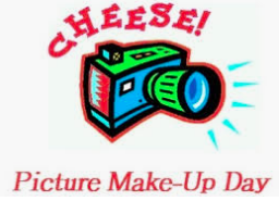 Picture Day Make ups - November 7