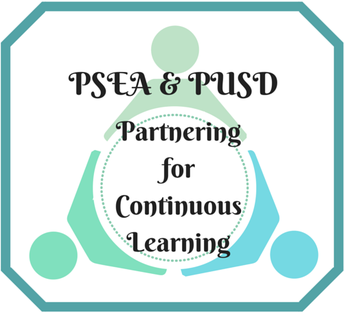 PSEA & PUSD Professional Learning