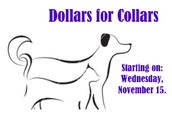 Dollars for Collars by Samaira L. and Angela M.