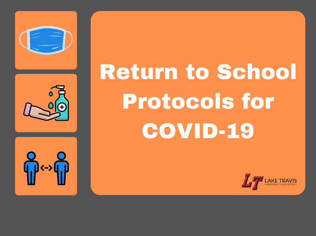 Learn more about LTISD return to school protocols.