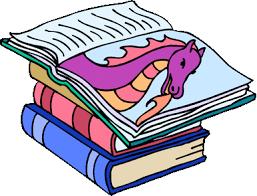 Library Books (Libros de la biblioteca)