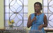 More on Gospel from Addie Ellis