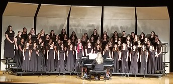 8th Grade Women's Choir