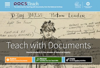Webinars from the National Archives