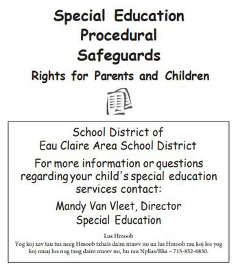 Special Education Procedural Safeguards
