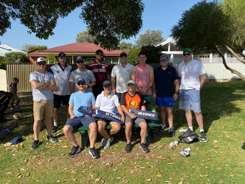 DOSC's - Dads T20 Cricket Game